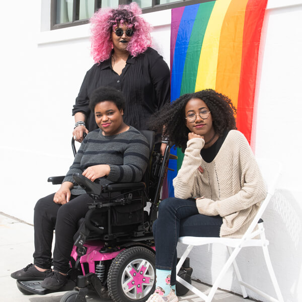 Queer, Black, and Disabled